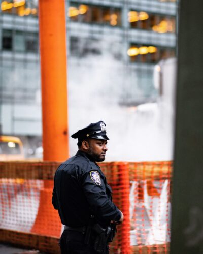 NYPD detective on active duty